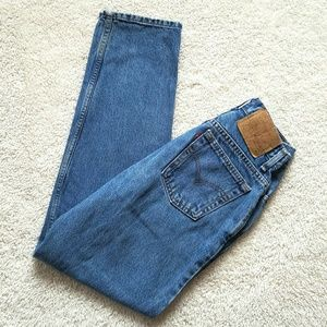 🦋HP🦋VINTAGE LEVI'S 550'S TAPERED LEG JEANS